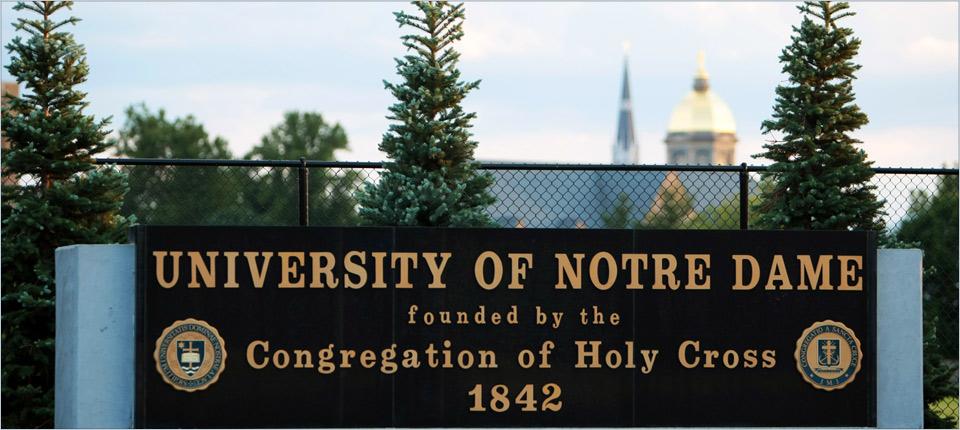 University of Notre Dame Wikipedia